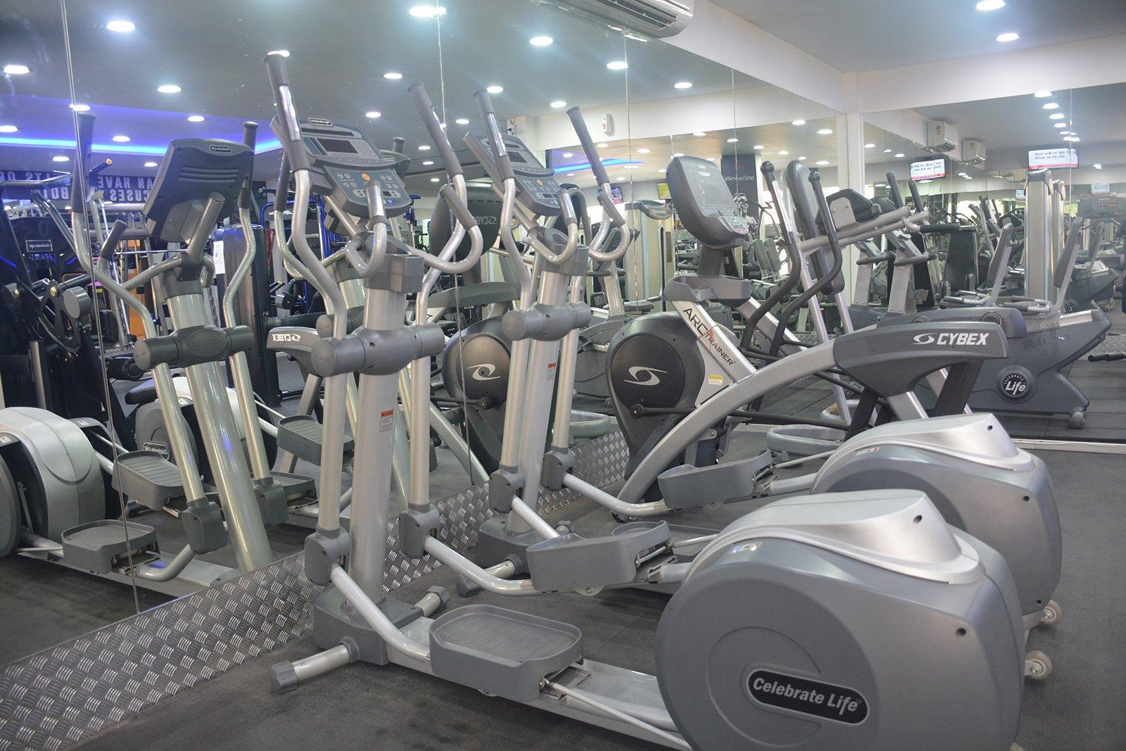Chisel-fitness-Priyadarshini Vihar