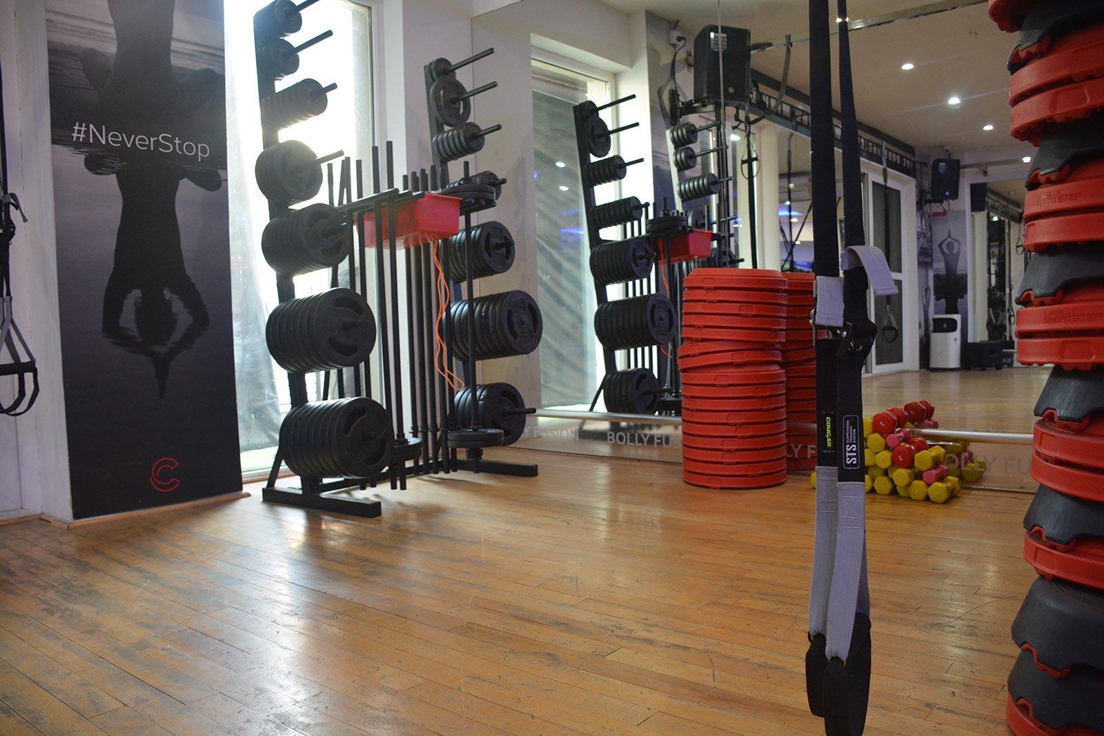 Chisel-fitness-Priyadarshini Vihar (4)